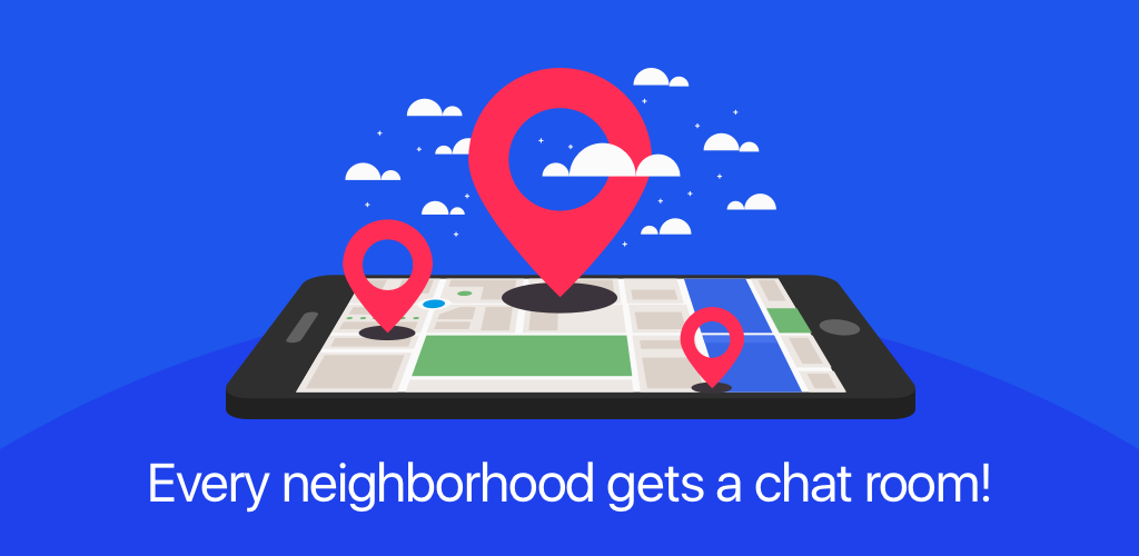 Chat nearby