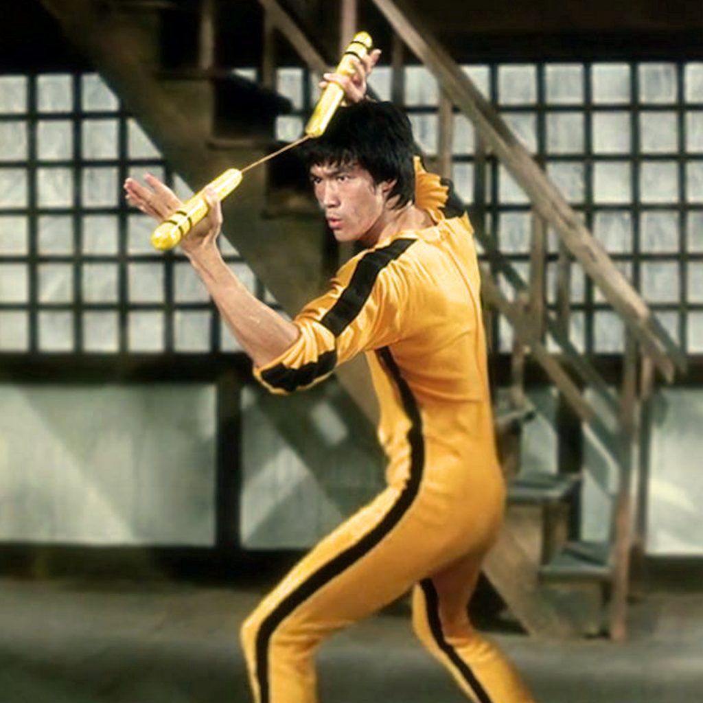 Martial Arts Movie Stars Bruce Lee Jim Kelly Wore Onitsuka Tiger
