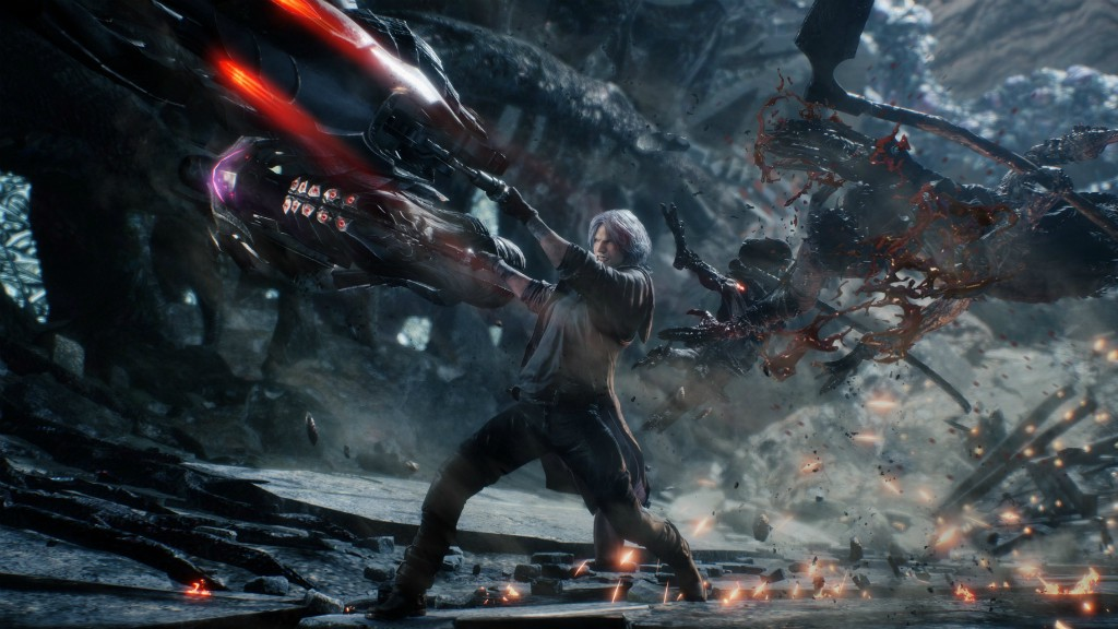 What PC do you need to run Devil May Cry 5? - Playkey Team