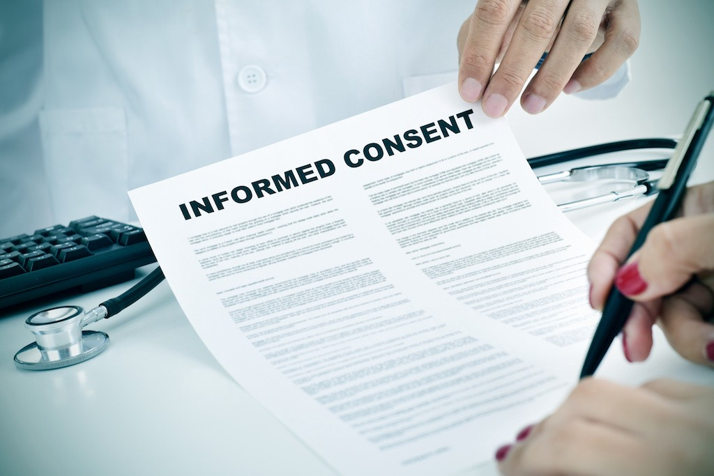medical liability informed consent