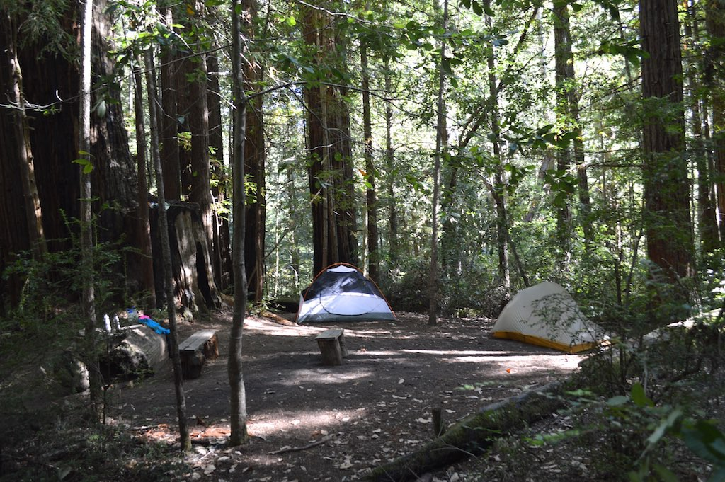 A Procrastinator's Guide to Camping in the Bay Area