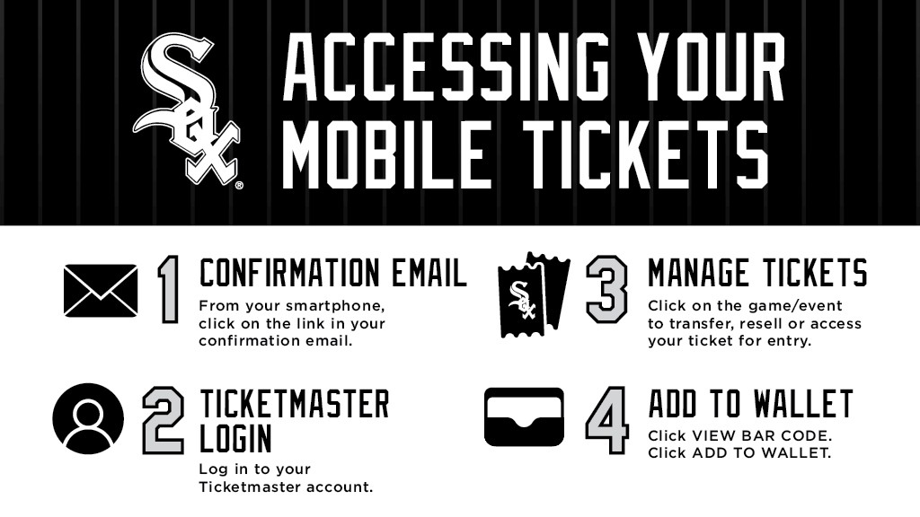 Your Phone Is Your Ticket: How to Access Your Mobile Tickets