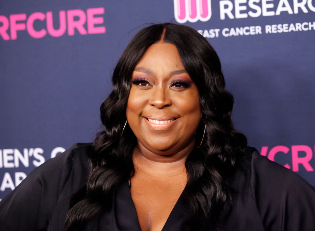A photo of Loni Love attending an event in February 2020.