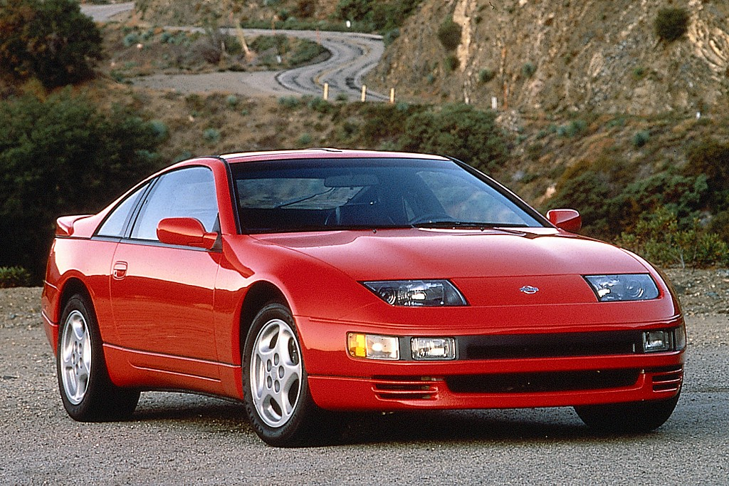 The History of Iconic Nissan Z Series - Automotive Cars