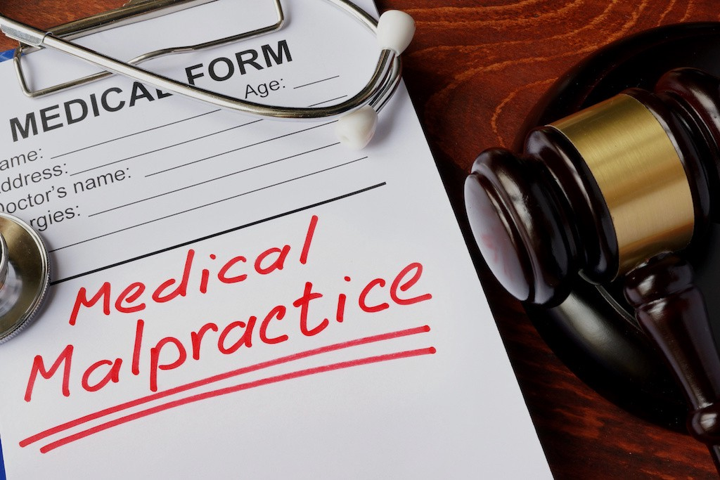 medical malpractice legal liability