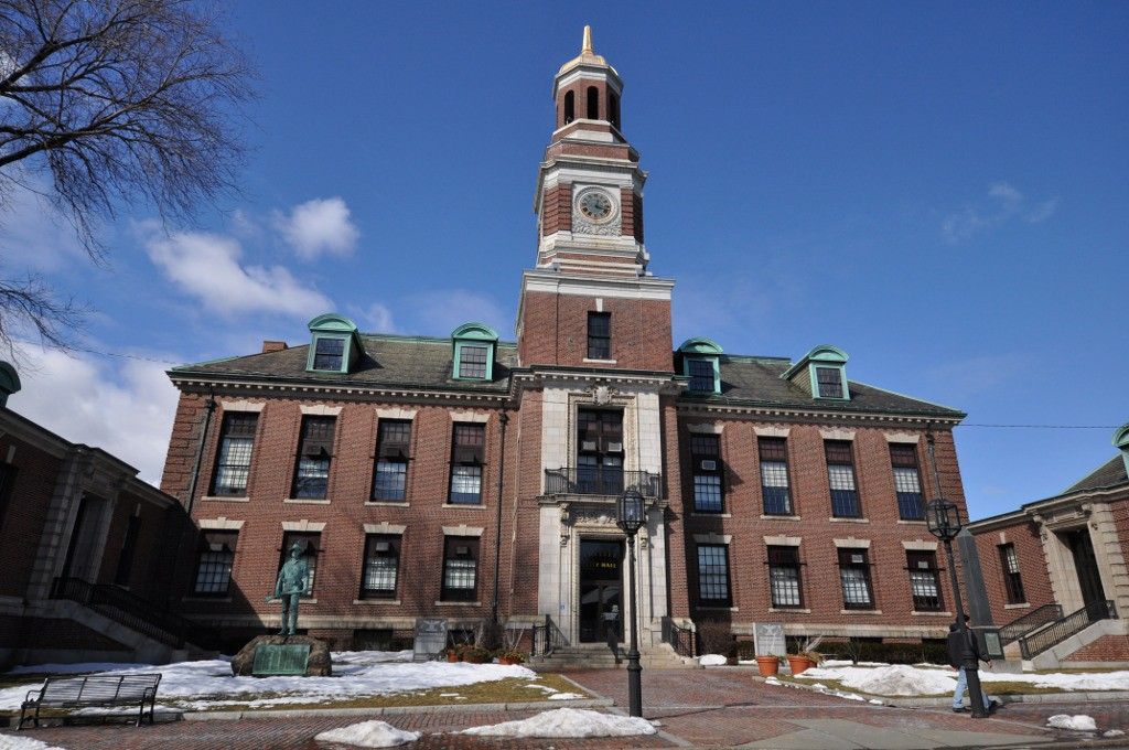 Chelsea, Massachusetts City Hall