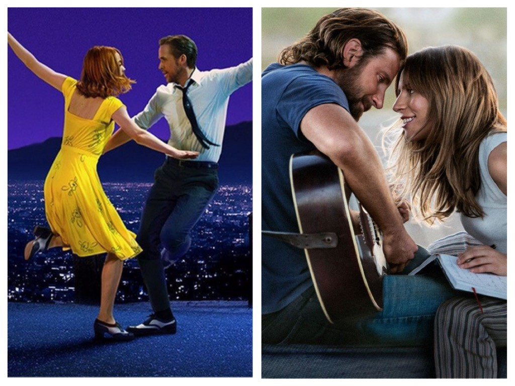 Why A Star Is Born Will Be The La La Land Of The 2019 Oscars