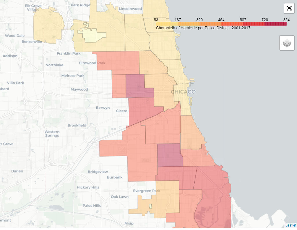 Homicide in Chicago: Data Storytelling Part Two - Towards ...