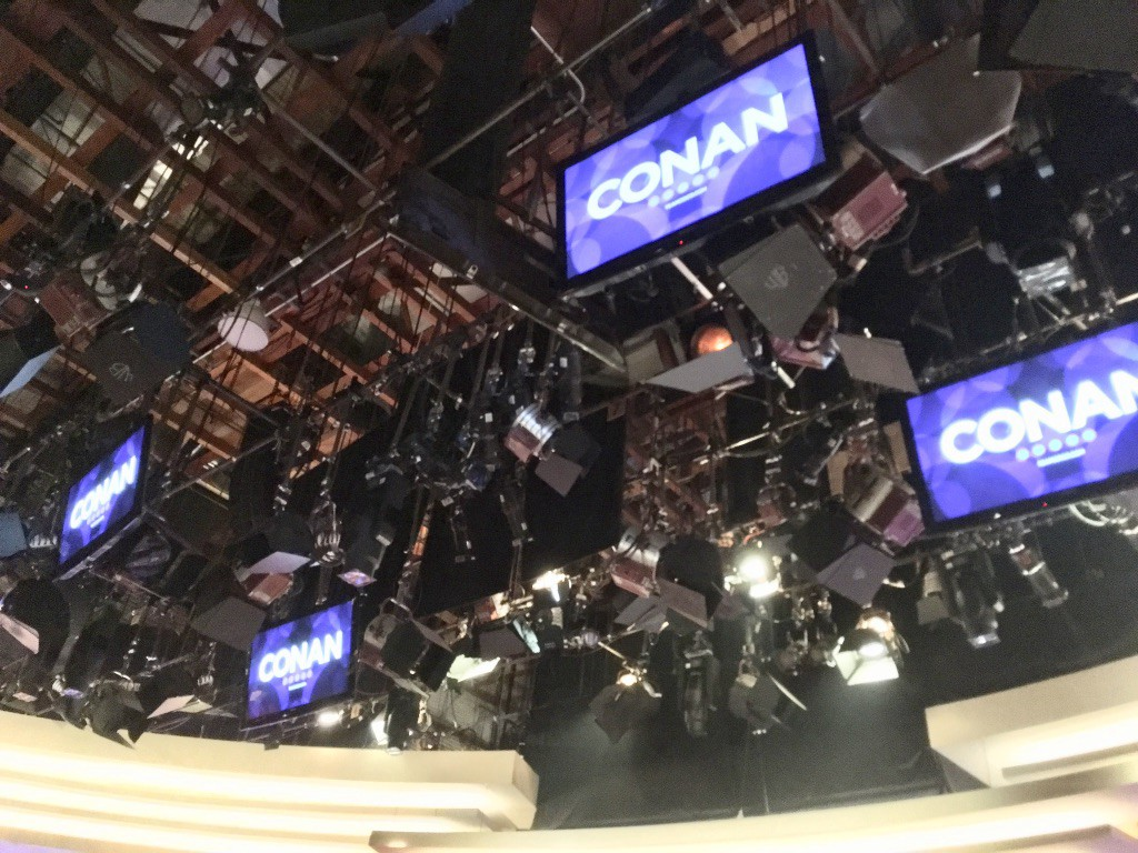 I went to CONAN and here's what happened - The Haven - Medium