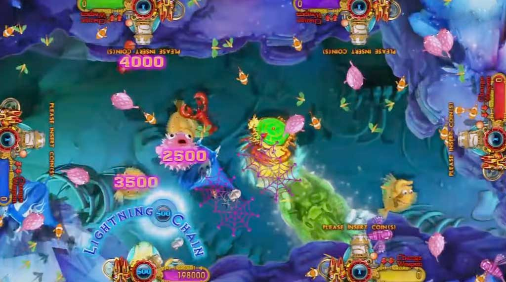 Tips to win the fish shooting game online for real money.
