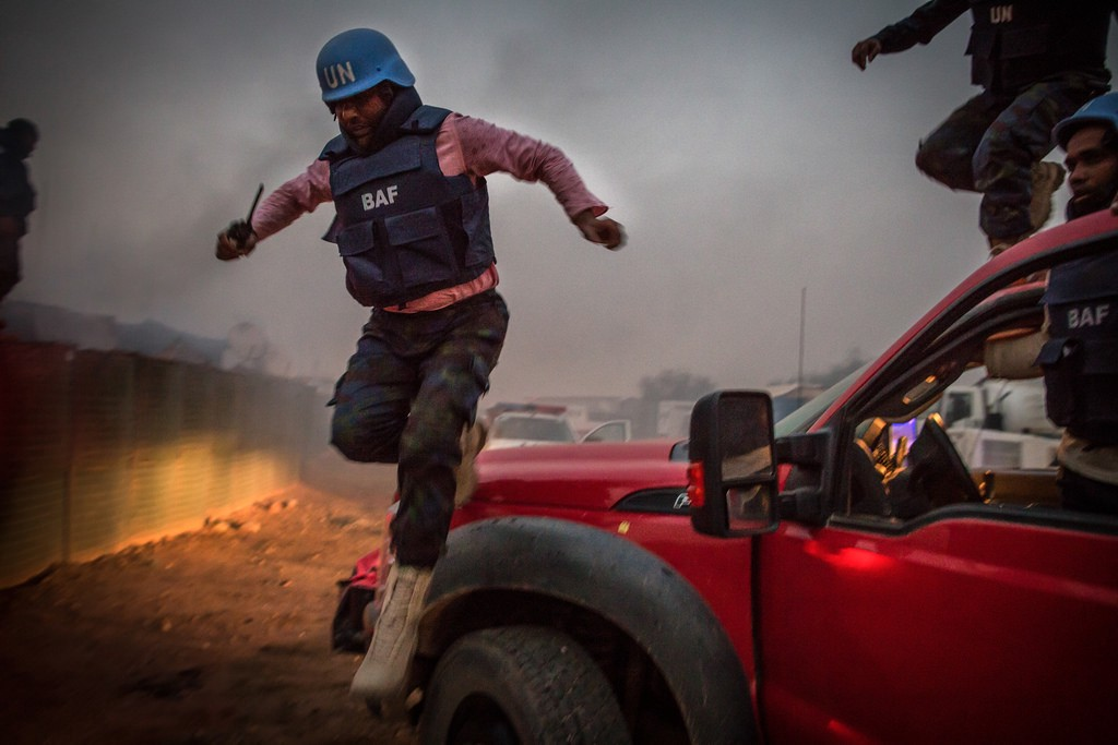 Peacekeeping faces challenges: here's how we can meet them