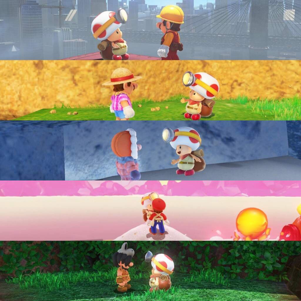 Why Toad Is The Best Mario Character By Faith Murphy Medium