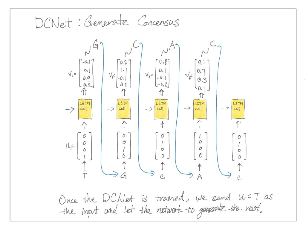 DCNet — Denoising (DNA) Sequence With a LSTM-RNN and PyTorch