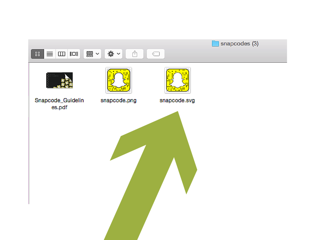 How to make a CUSTOM Snapchat BooR Code / QR Code - Voight