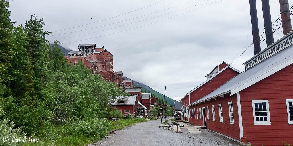 Kennecott Copper Mill