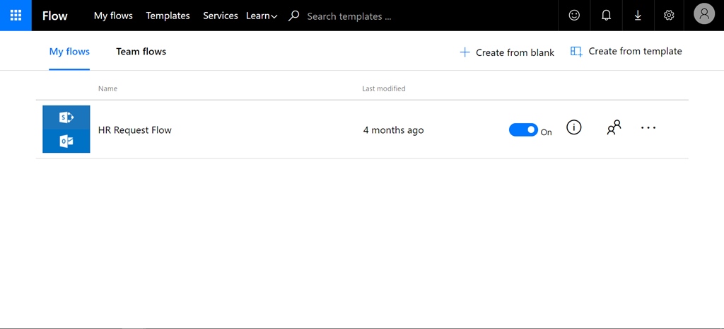 Office 365: Flow is coming to modern document libraries in SPO!
