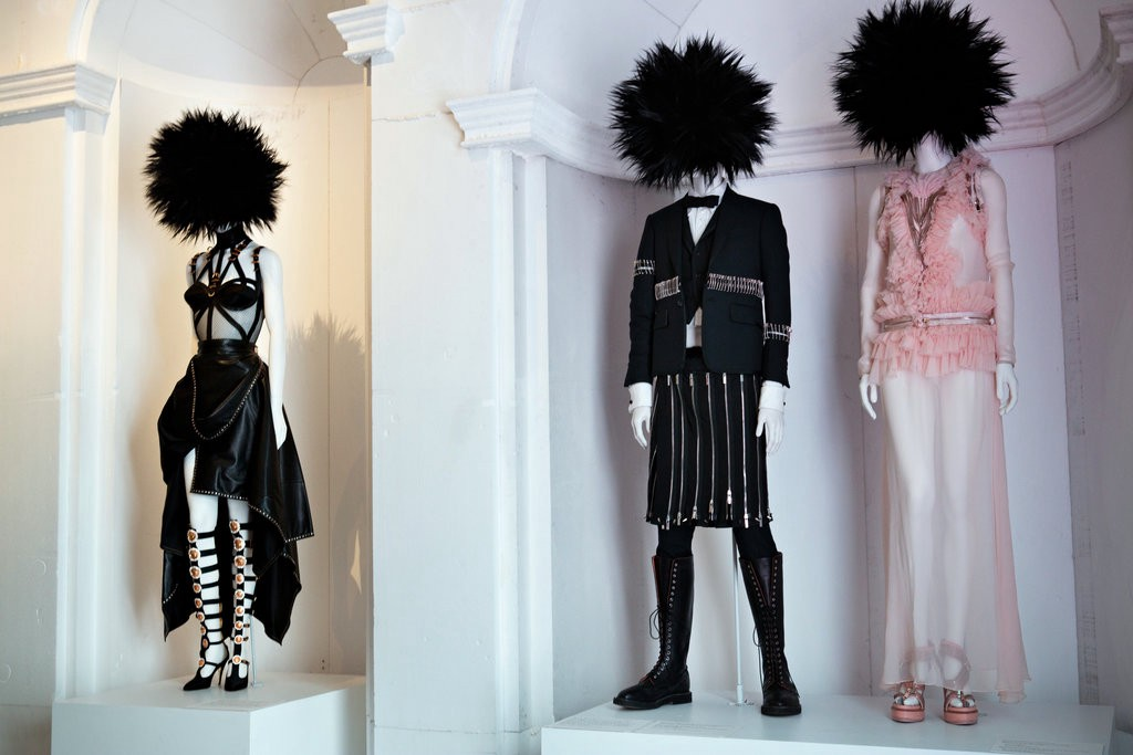 Schiaparelli 'gave the world and avant-garde zest that influenced Punk's take on dress