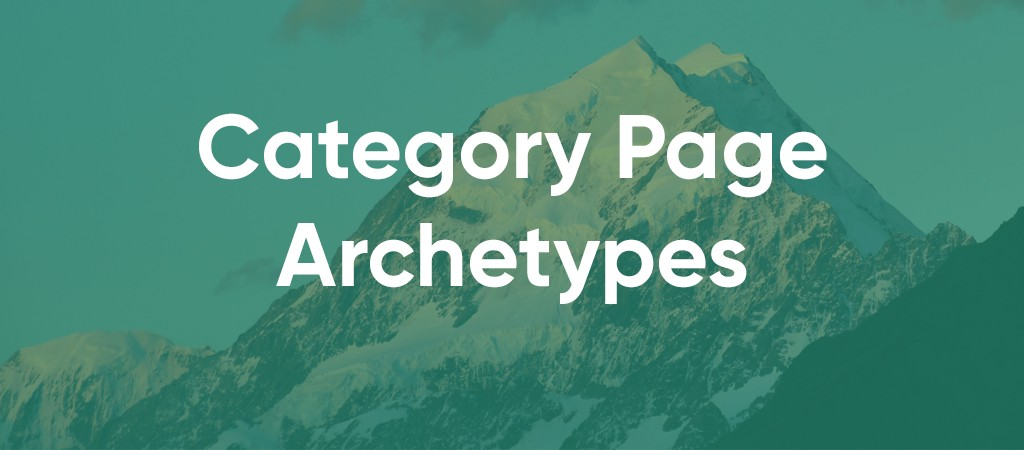 How to setup categories for SEO