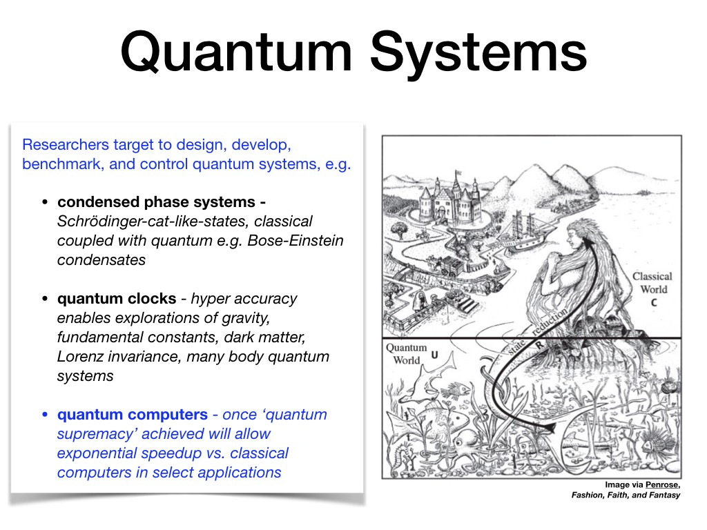 Quantum Machine Learning - From the Diaries of John Henry