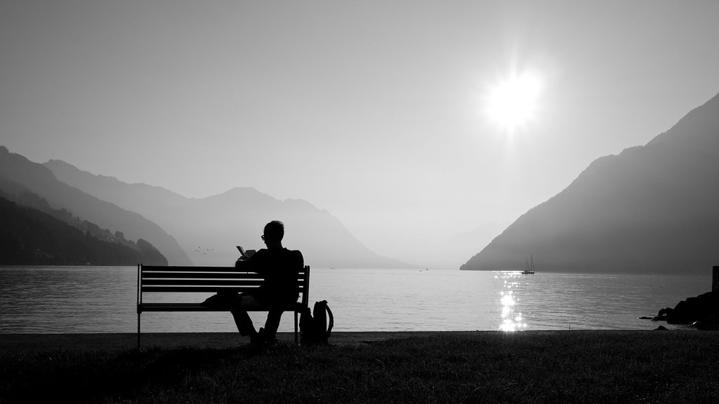 power of silence after break up image