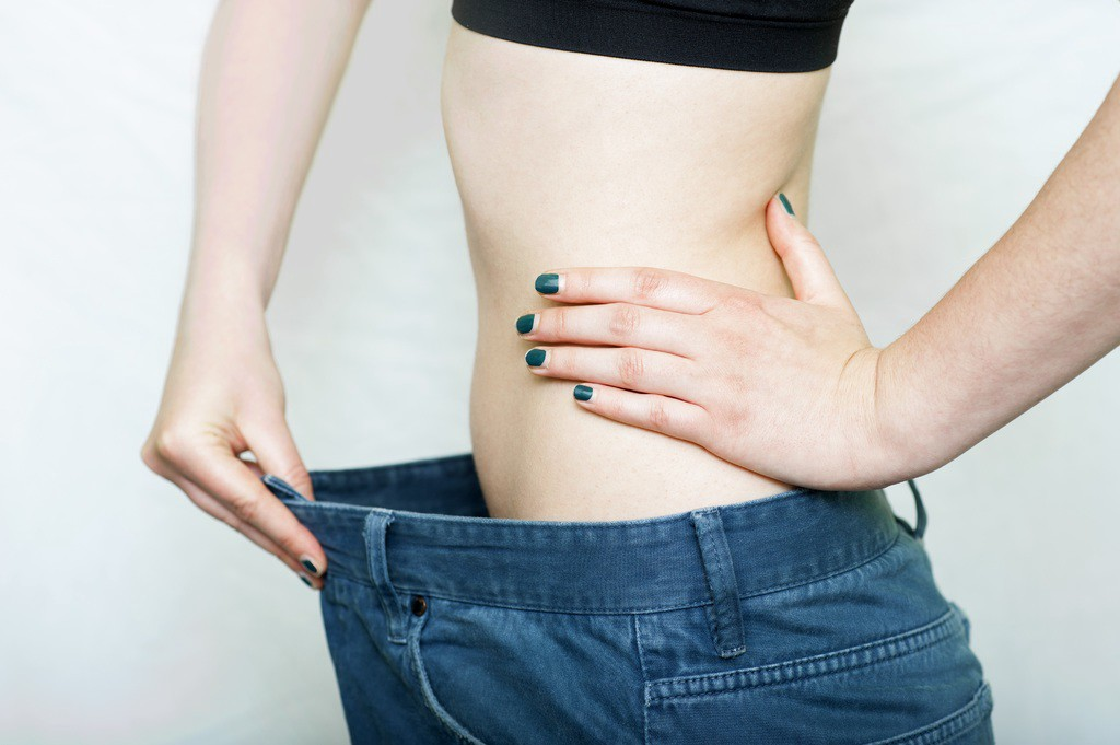 fastest way to lose belly fat for women image