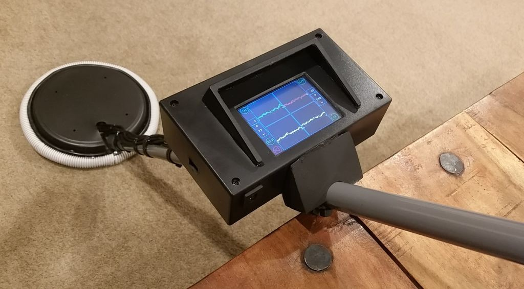 Build Your Own Arduino Metal Detector and Hunt for Treasures