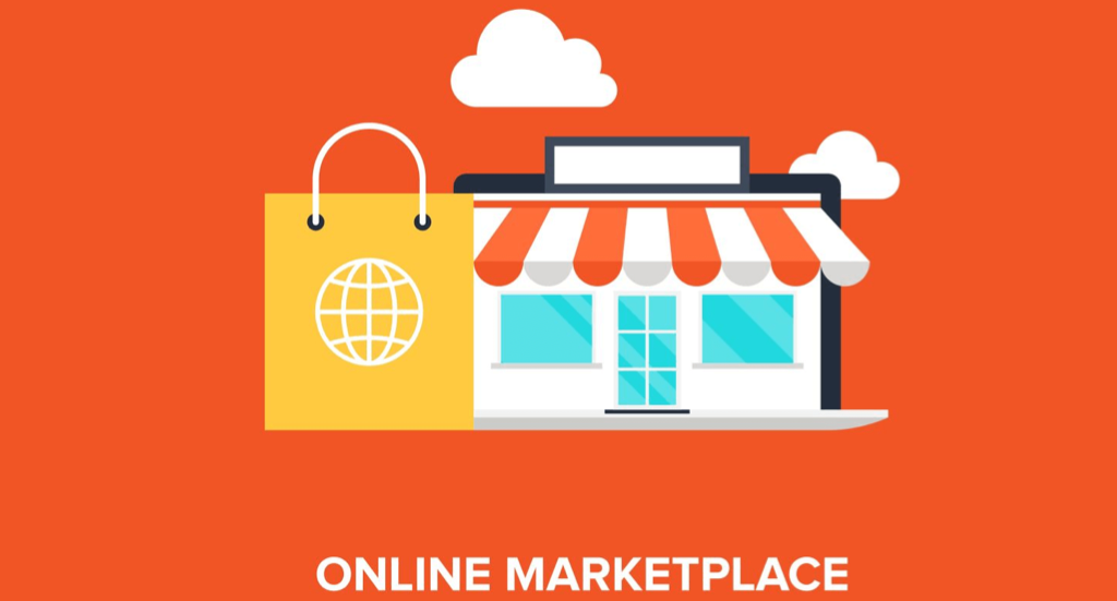 The Online Marketplace website: A Brief Introduction