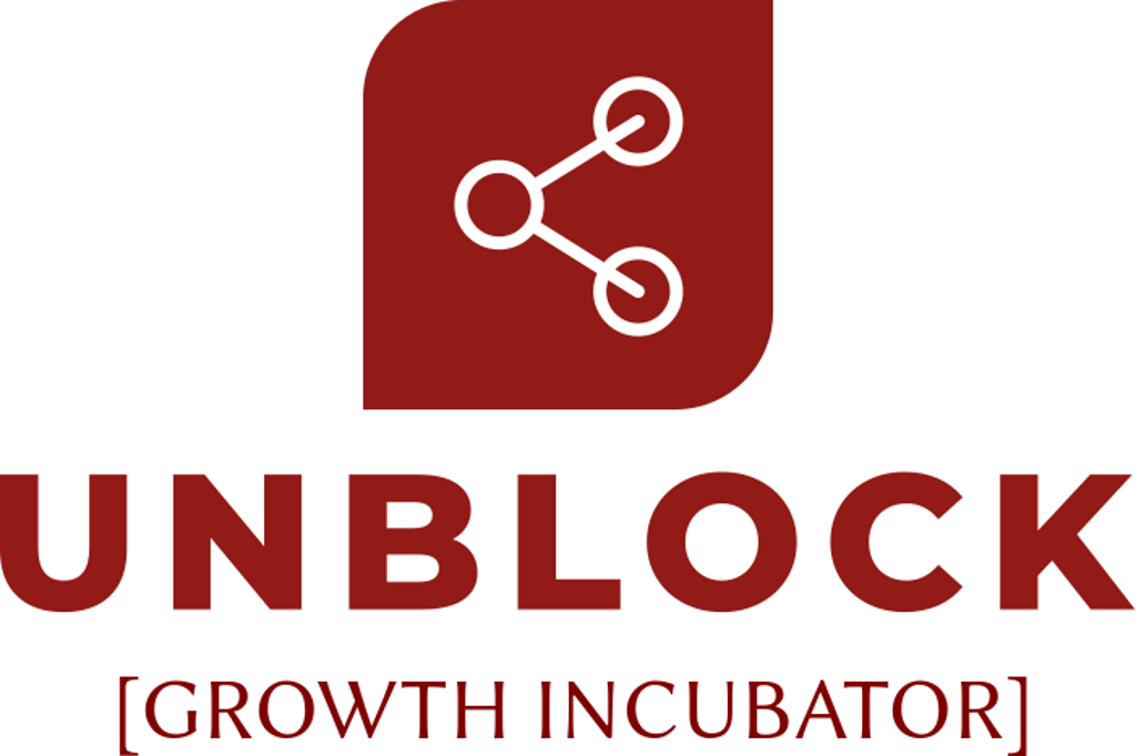 UNBLOCK GROWTH INCUBATOR LOGO PREP $ICX #ICX #ICON $ICON
