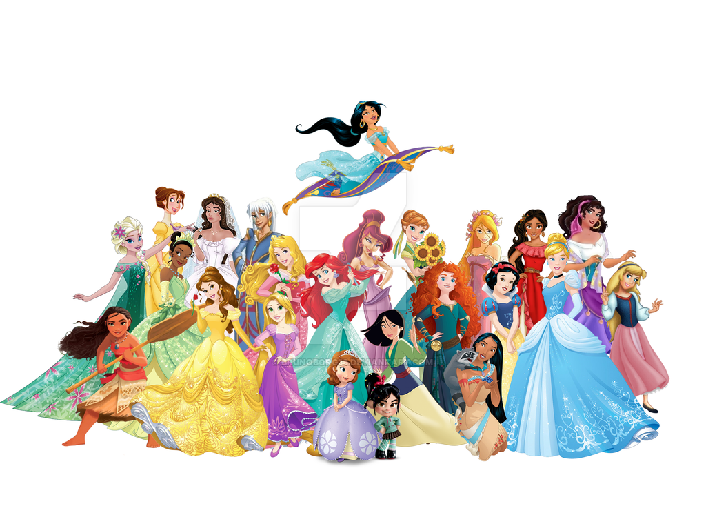 How Disney has brought culture to their movies (1) - All ...