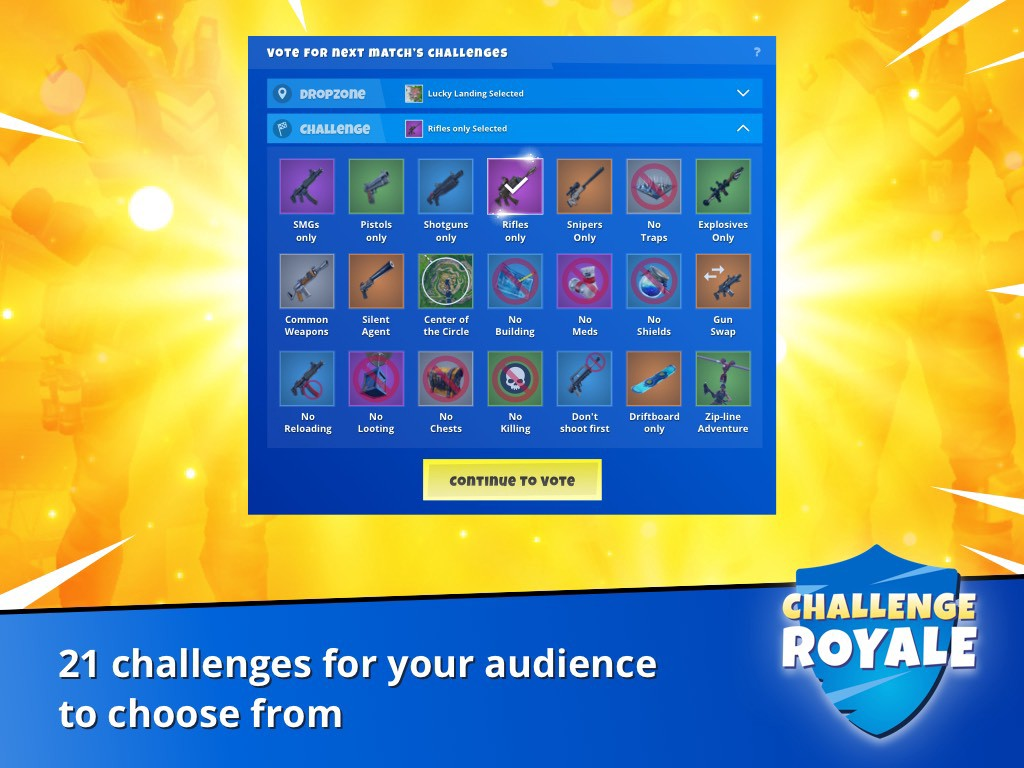 Challenge Royale Twitch Extension is an Exciting New Way to