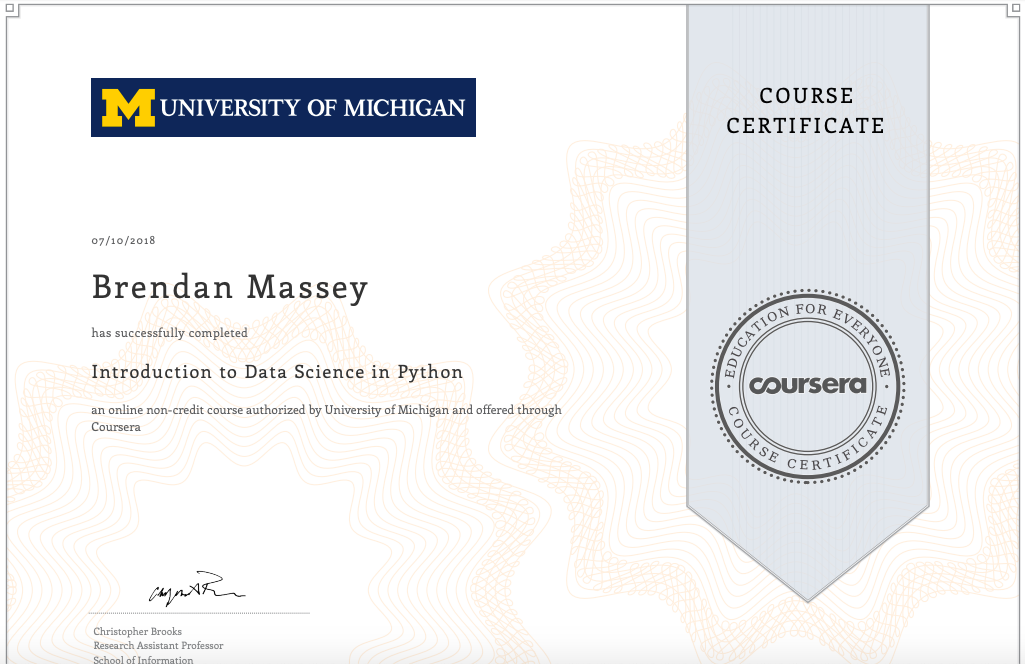 Leveraging Coursera Courses To Get an Internship - Students