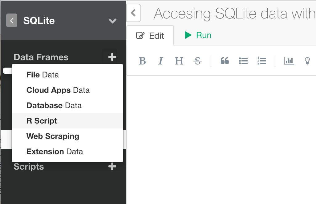 Accessing SQLite with RSQLite and Querying with dplyr in R