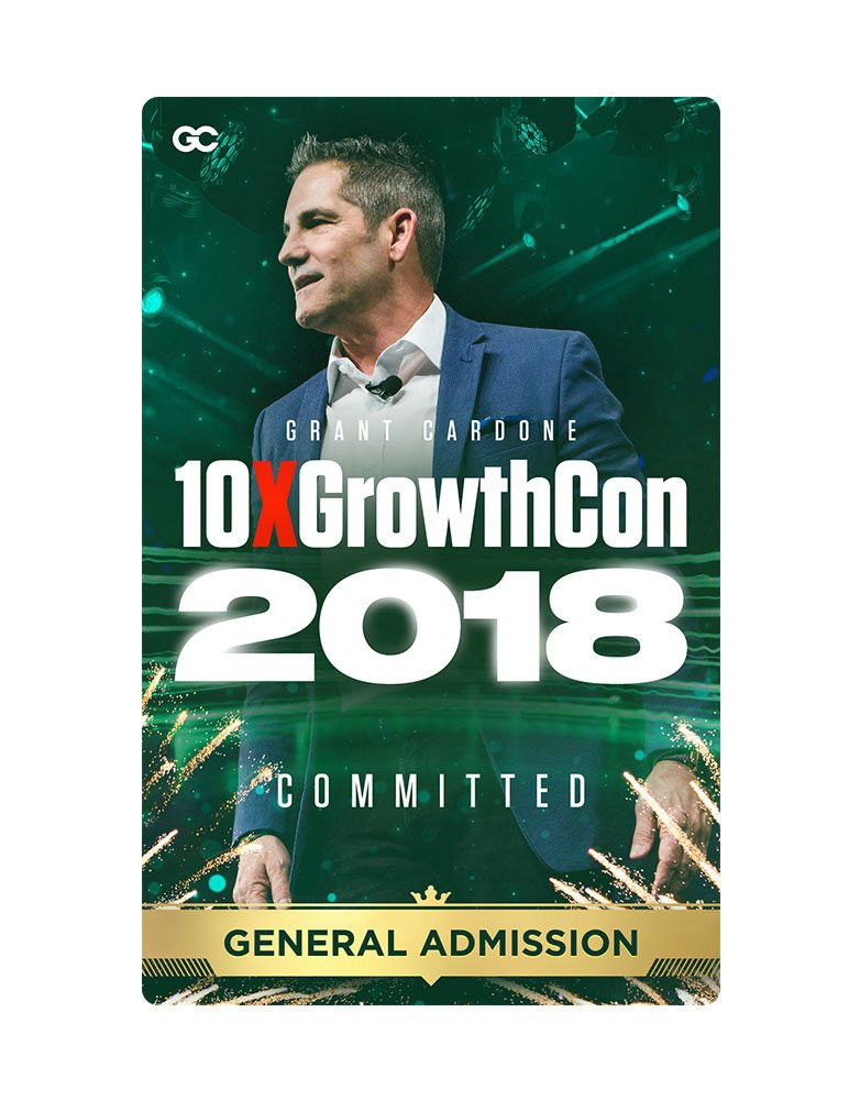 What Is The 10X Growth Conference 2018 Presented By Grant
