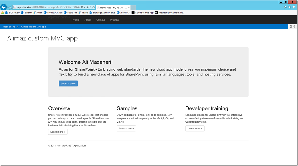 Connect SharePoint Online to an on-premises SQL Server from