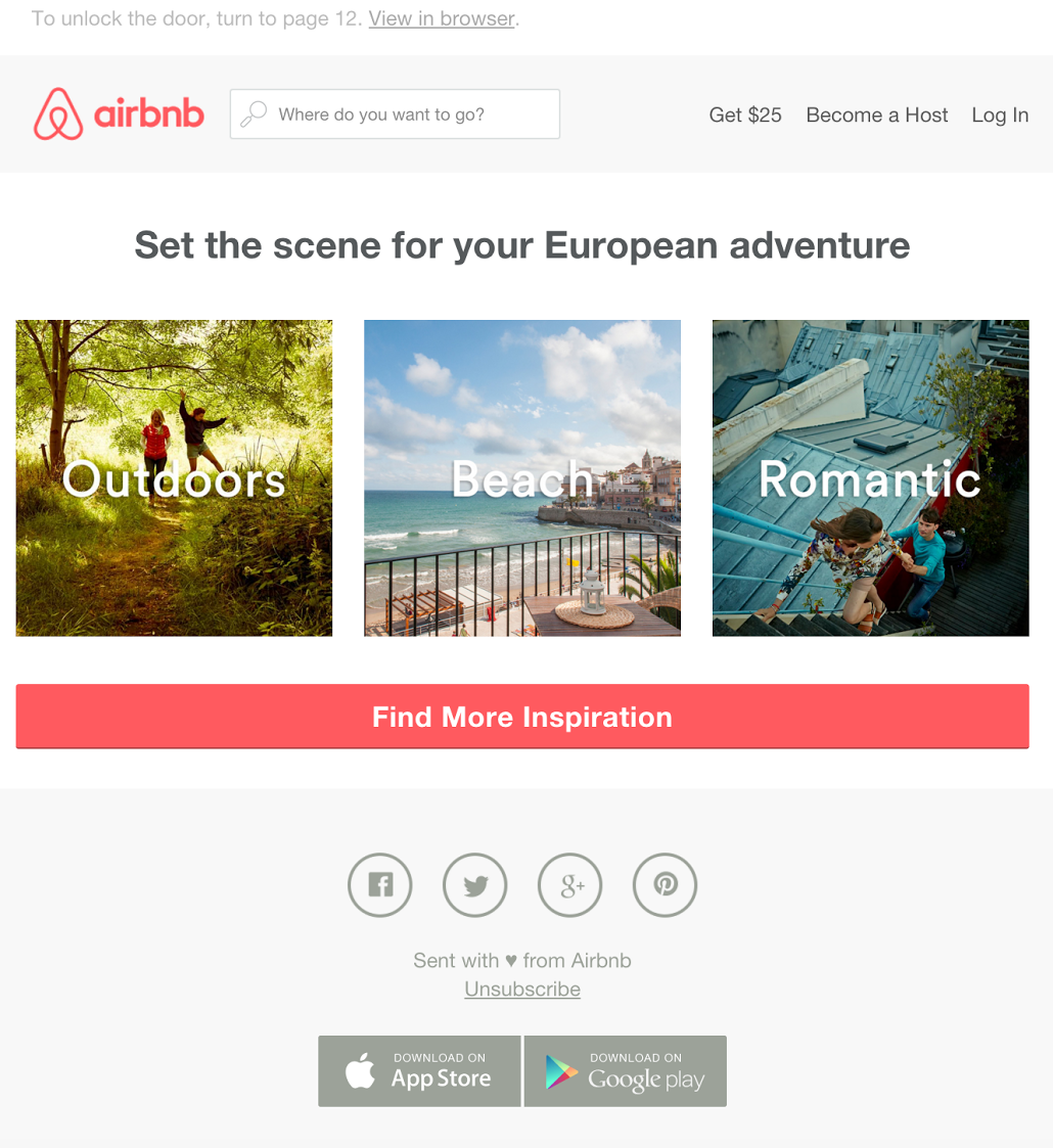 Lessons learned from Airbnb's Email Specialist - Really Good