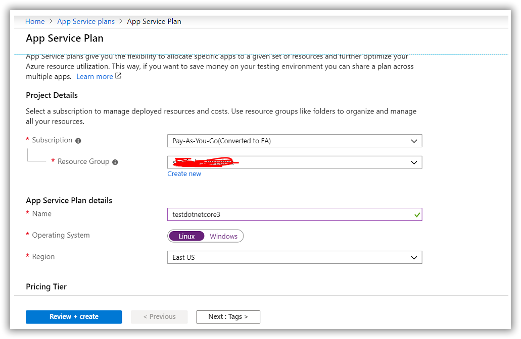 How To Publish Asp Net Core 3 0 3 1 Lts Web App Api In Azure Linux App Service Explained From Scratch By Bharat Dwarkani Medium