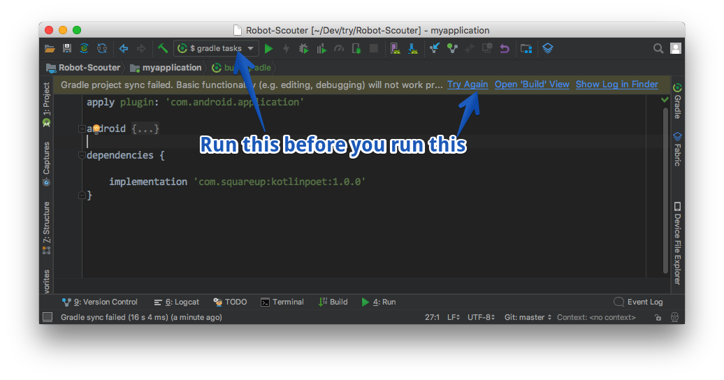 Android Studio Pro-Tips for working with Gradle - ProAndroidDev
