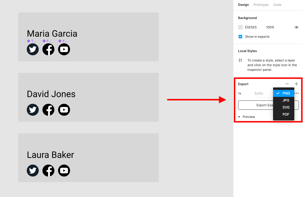 How to use icons in Figma - The Iconfinder Blog