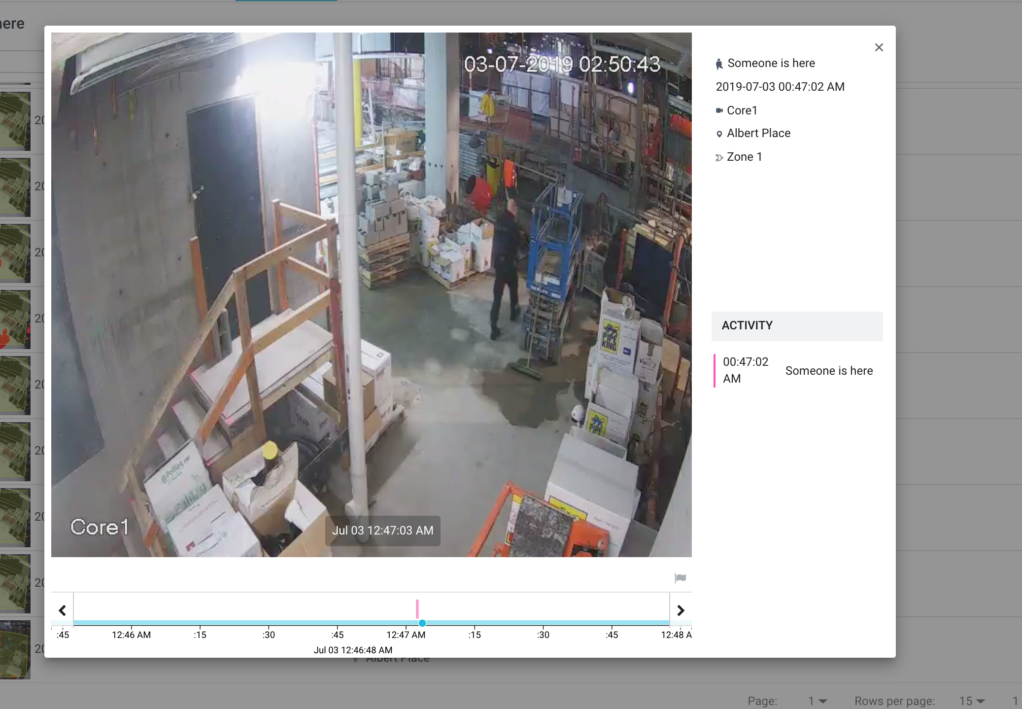Caught on video, thieves attempt to make off with valuable construction equipment.