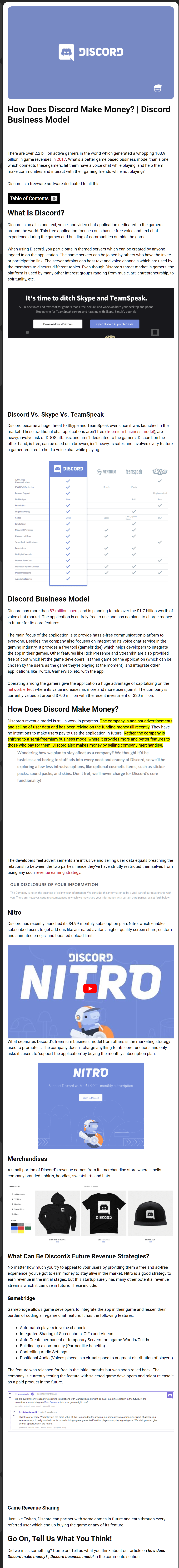 How to Earn Money from Discord