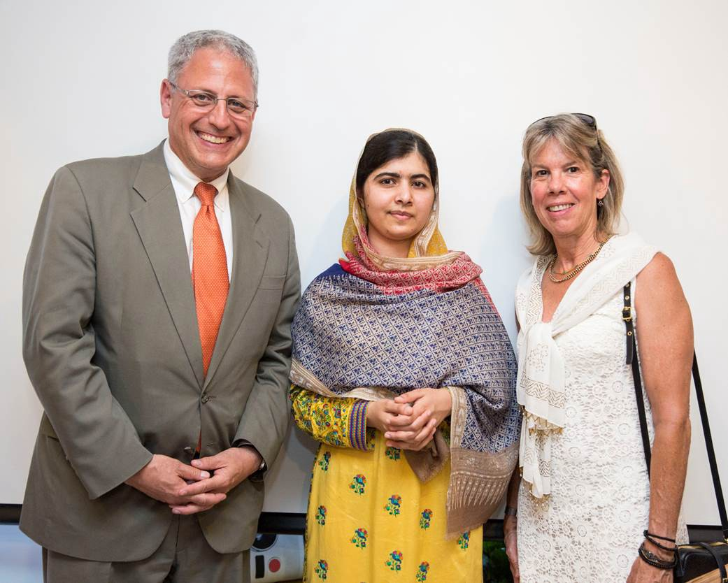 Malala the Storyteller, the Inspiration, the Game Changer