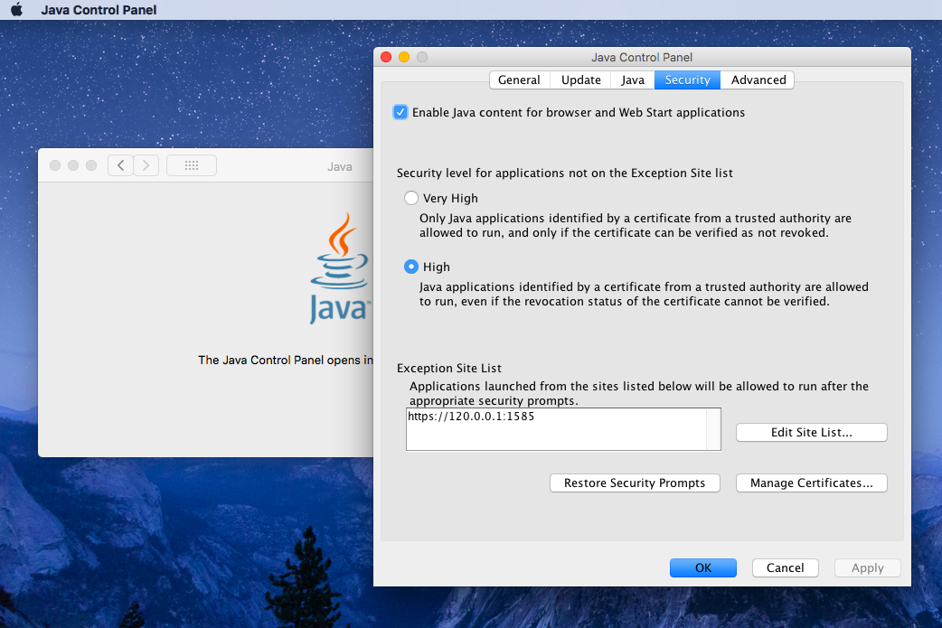 Install Java + emSigner + ePass 2003 on Macbook — To sign