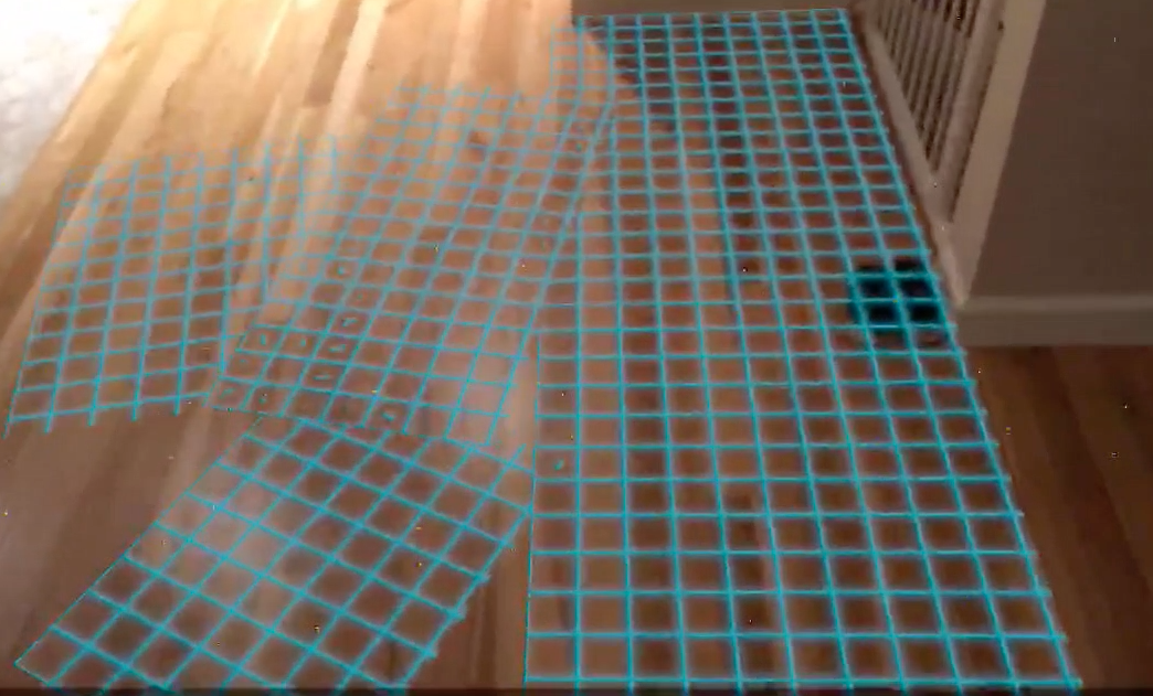 ARKit By Example — Part 2: Plane Detection + Visualization