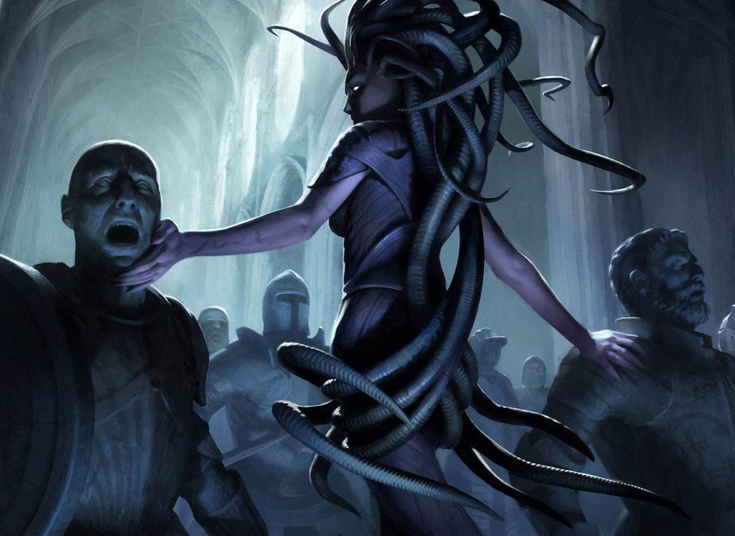 The story of Medusa ( Greek Methology ) - Nlemadim Oluchukwu