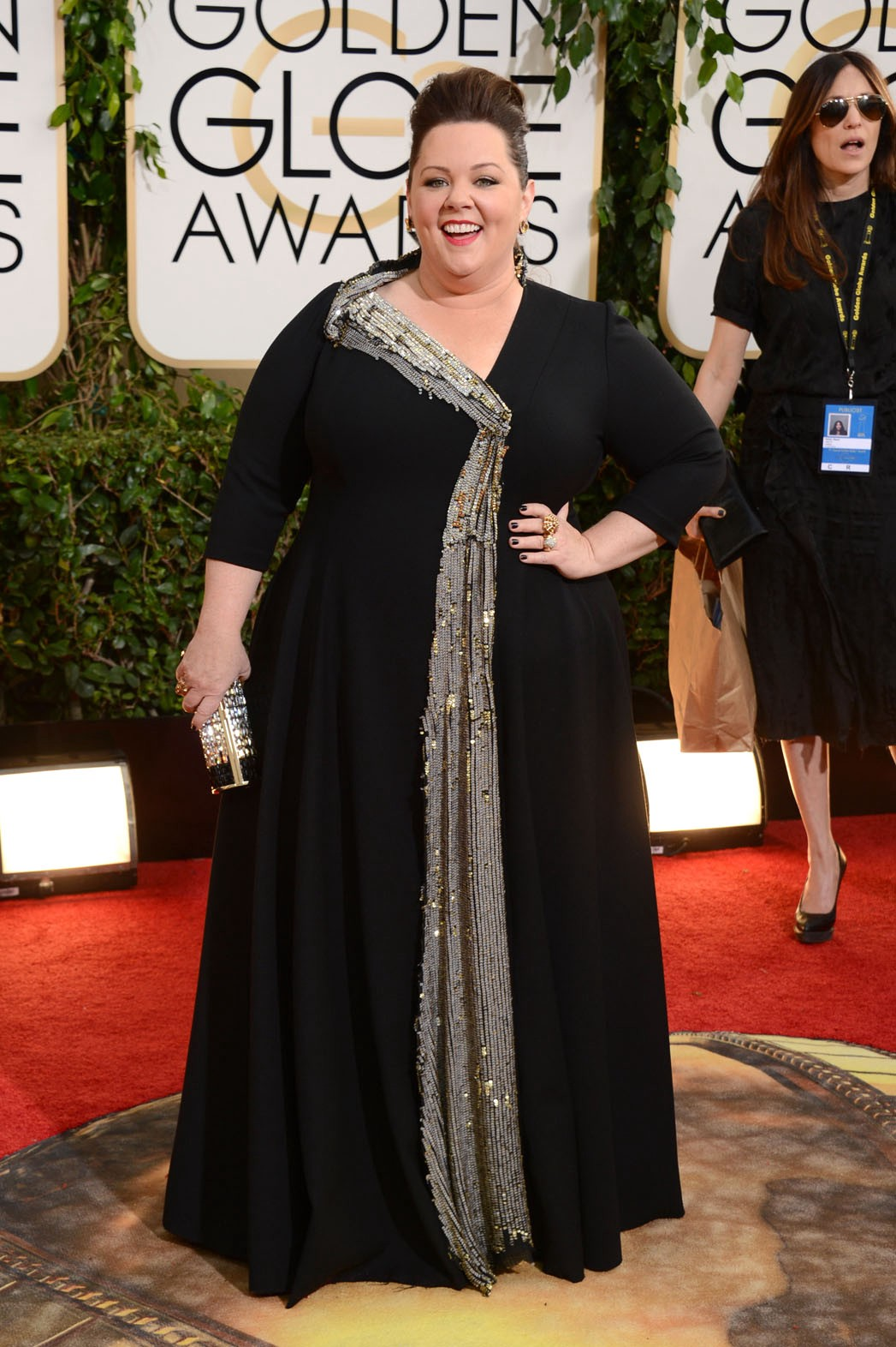 Modest dresses at the 2014 Golden Globes - Mode-sty: Fashion ...