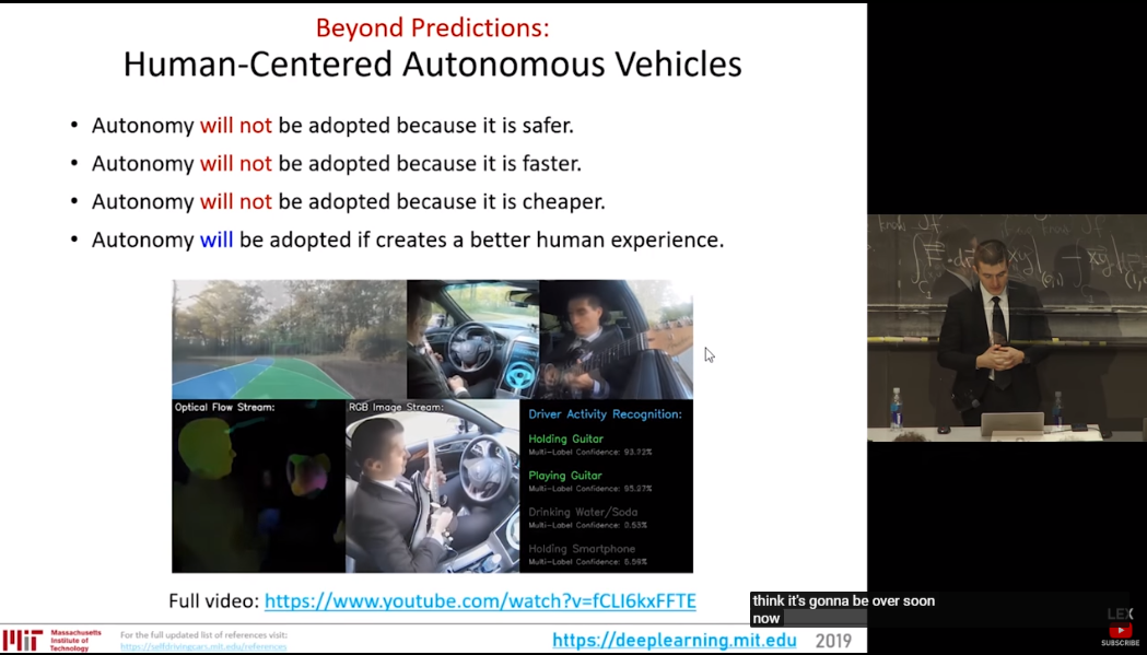 Archived Post ] MIT Self-Driving Cars: State of the Art (2019)