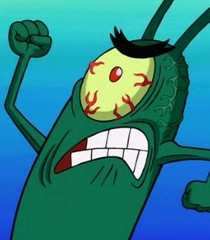 Is Plankton Black? The Ethnic Identities of Cartoon Characters