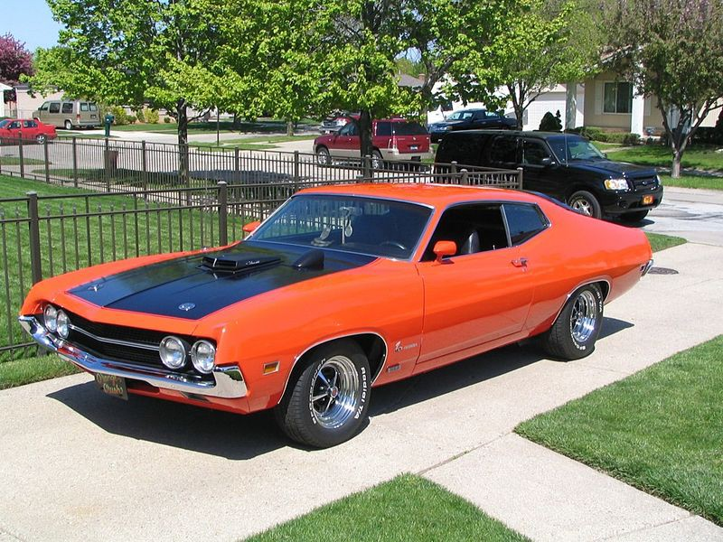 New Ford Torino >> The Brand New Ford Torino Gt Looks Like Bentley