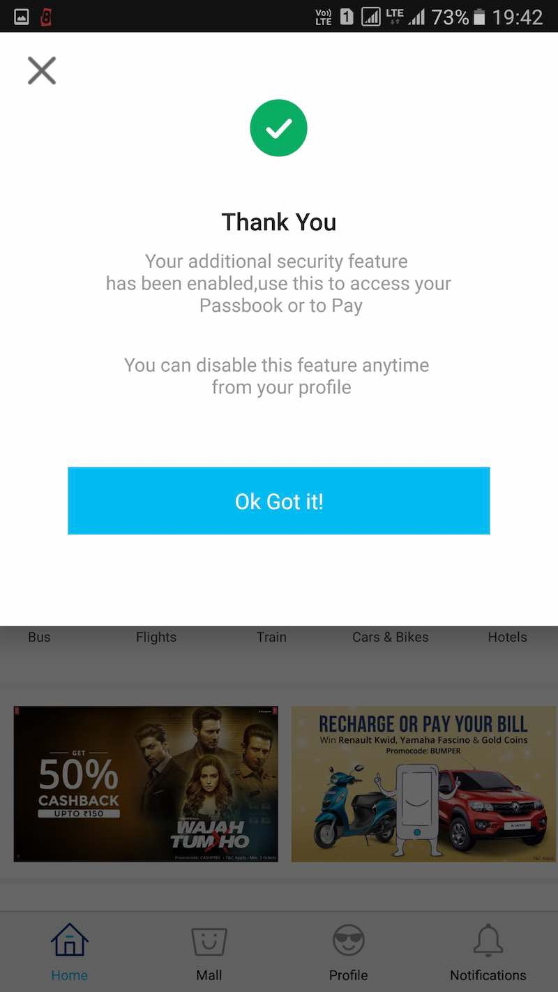 Product Review: Paytm — Valuable Features, Search, Data