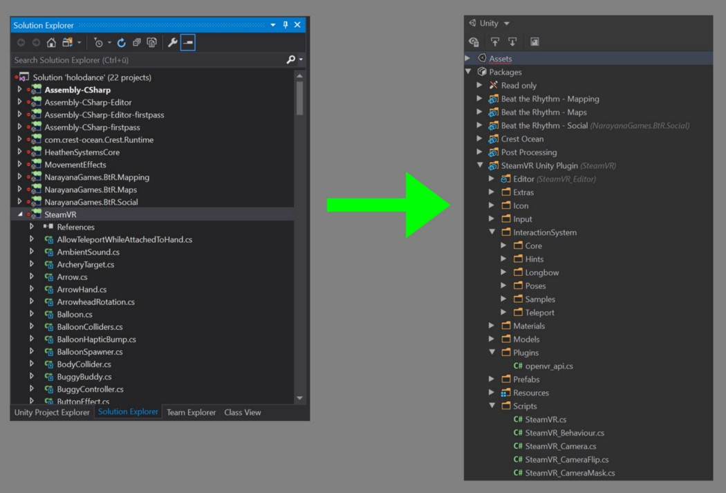 Using JetBrains Rider with Unity - Jashan Chittesh - Medium